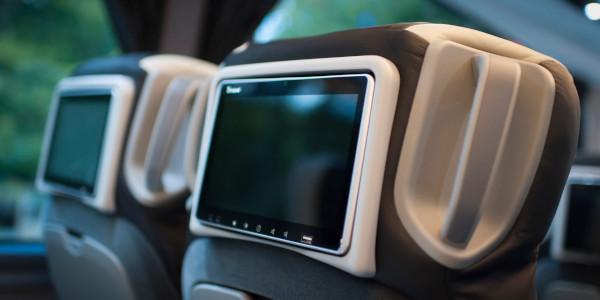 36 Seat Luxury VIP Coach